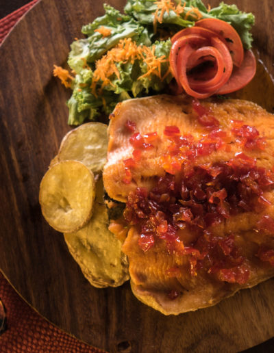 Trucha restaurante en Lunahuaná